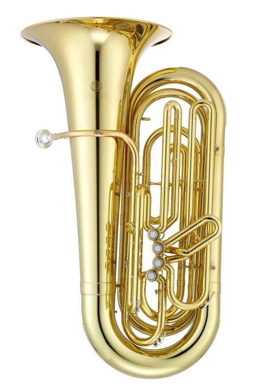 BBb-Tuba Frontaction lackiert 4 Ventile