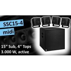 SSC15-4 midi Satellite-Sub-Combination