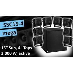 SSC15-4 mega Satellite-Sub-Combination