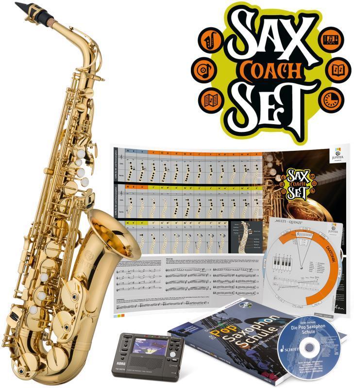 JAS700Q Saxophon B-Ware