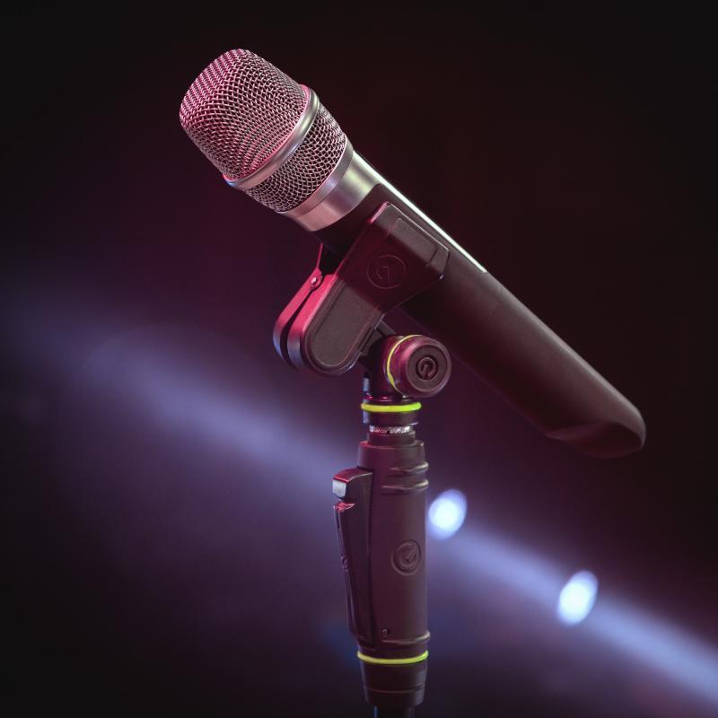 Mikrofonklemme MS-U-CLMP