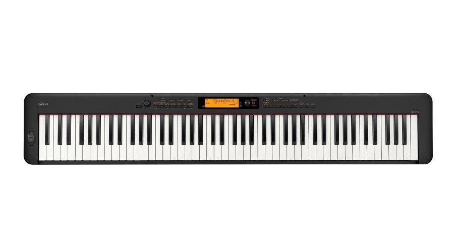 CDP-S350BK Kompakt-Piano B-Ware