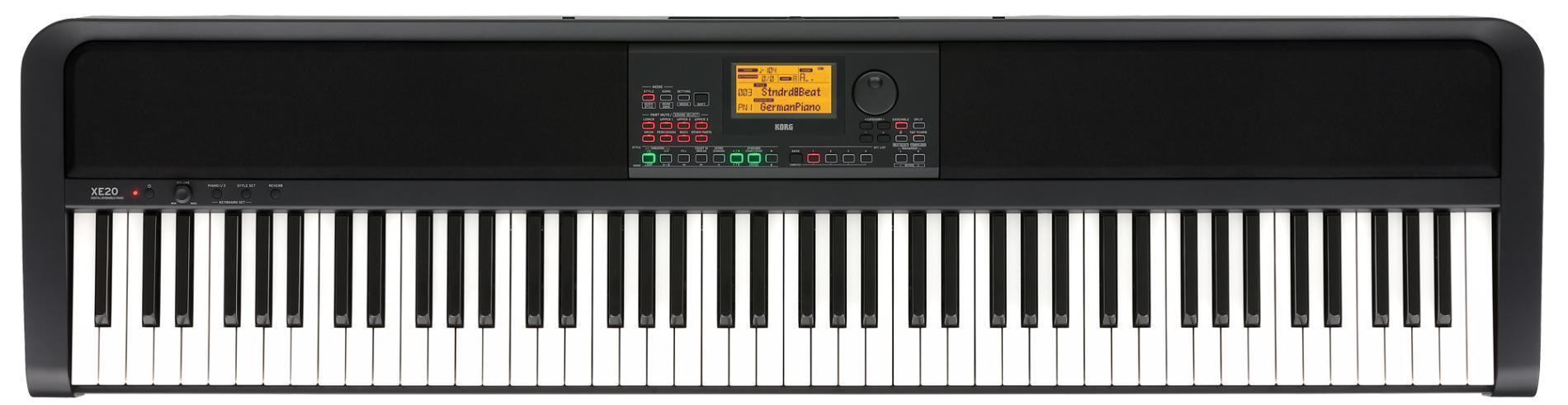 XE20 Digitalpiano B-Ware