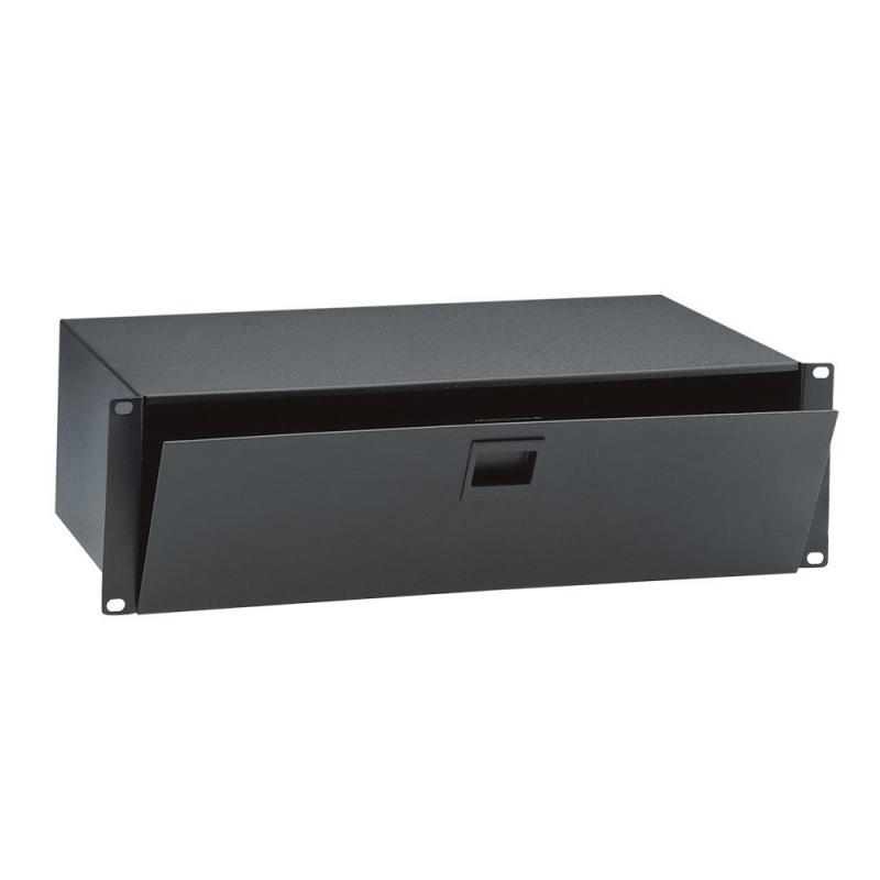Rackbox 2HE Stahl