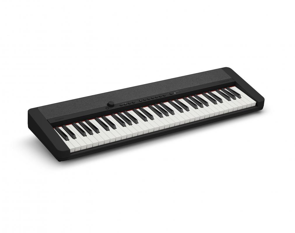 CT-S1BK Casiotone Keyboard