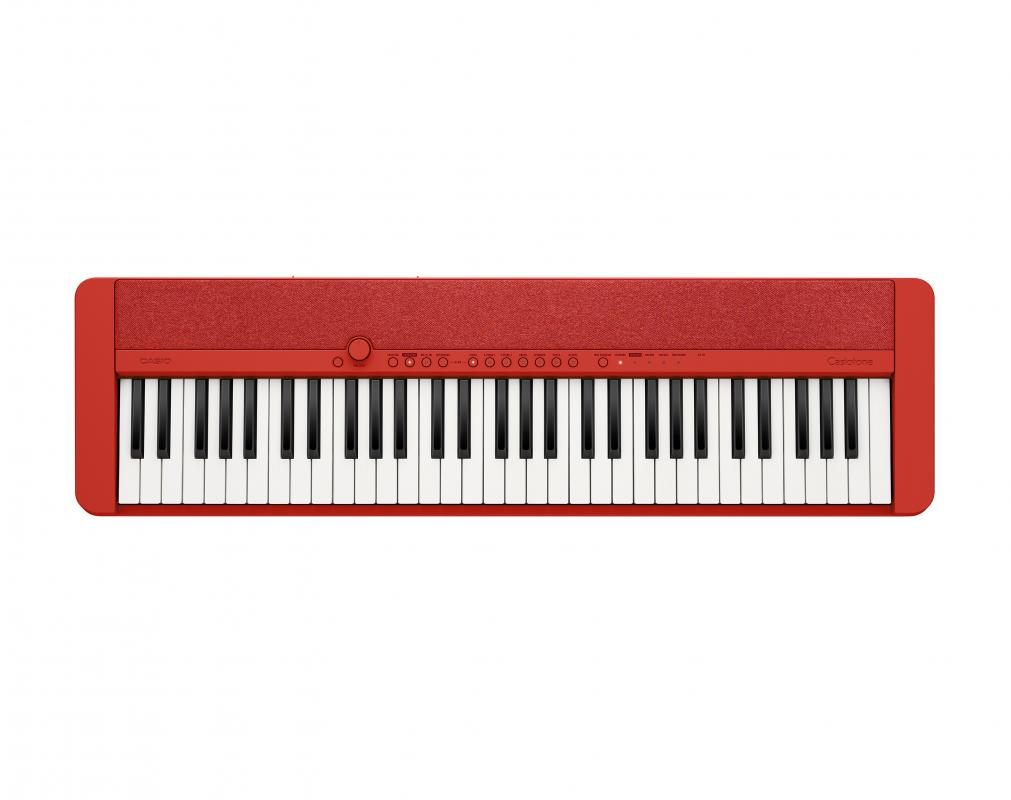 CT-S1RD Casiotone Keyboard