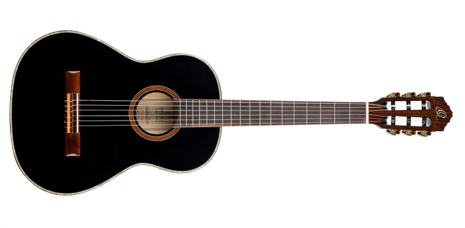 R221-3/4BK Konzertgitarre B-Ware
