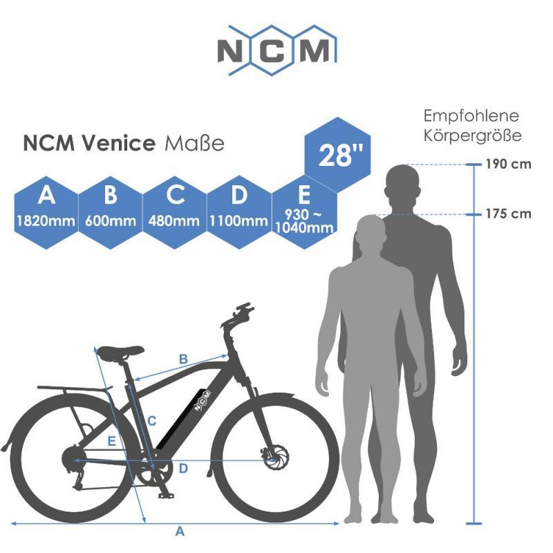 Venice-Plus E-Bike B-Ware
