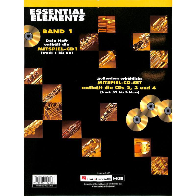 Essential-Elements 1 Trompete
