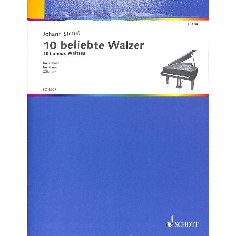 10 beliebte Walzer von Strauss