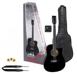 E-Akustikgitarre Electro-Acoustic Pack Gewa