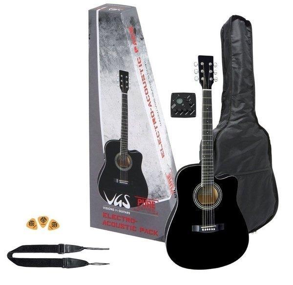 E-Akustikgitarre Electro-Acoustic Pack