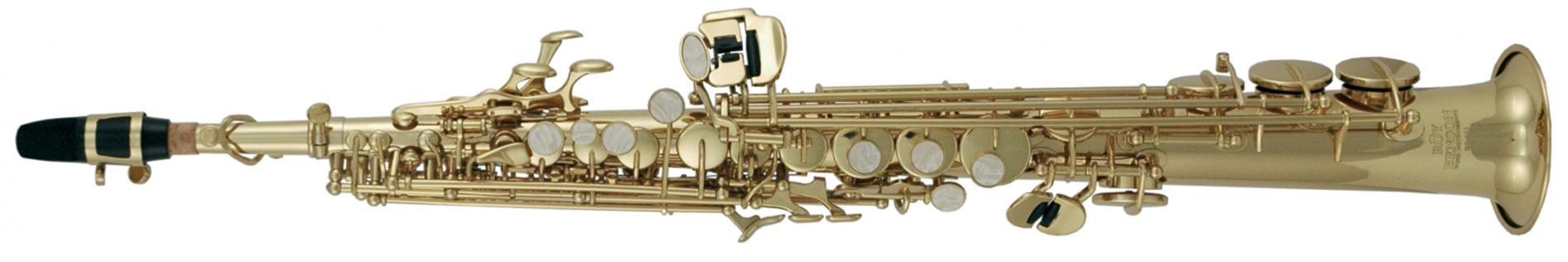 Bb-Sopran Saxophon SS-302
