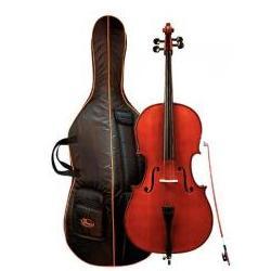 Cellogarnitur Set Allegro 1/16 Gewa
