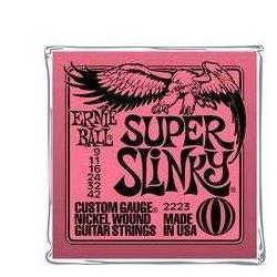 EB2223 Slinky-Nickel-Wound Ernie Ball