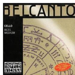 Saiten für Cello Belcanto Mittel Thomastik