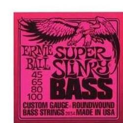 2834 Super Slinky Nickel Series  Ernie Ball