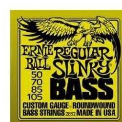2832 Regular Slinky Nickel Series Ernie Ball