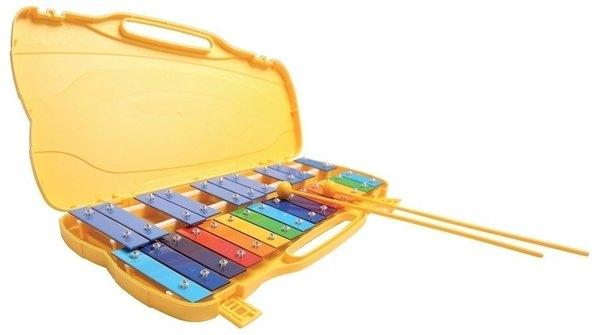 Glockenspiel chromatisch bunt