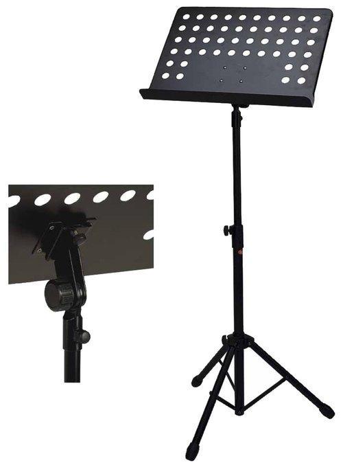 Orchesterpult Schwarz