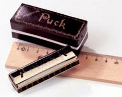 Puck Mundharmonika C-Dur Hohner