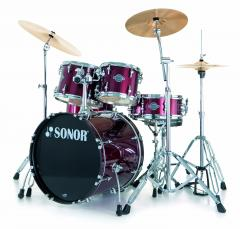 SFX-11 Studio-Set Weinrot Sonor