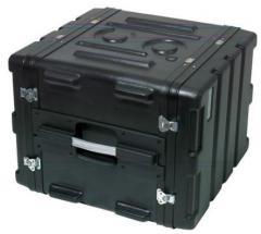 Rack-Koffer 8HE Gewa