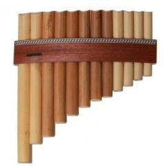 Panflöte G-Dur 12 Rohre Gewa