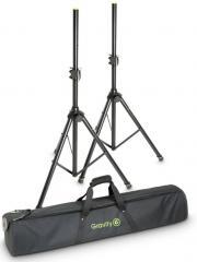 Set 2 Boxenständer mit Tasche Gravity