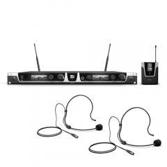 U508-BPH-2 2-Headsets LD Systems