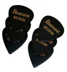 BPA16MR-BK Plektren 6er-Packung Ibanez