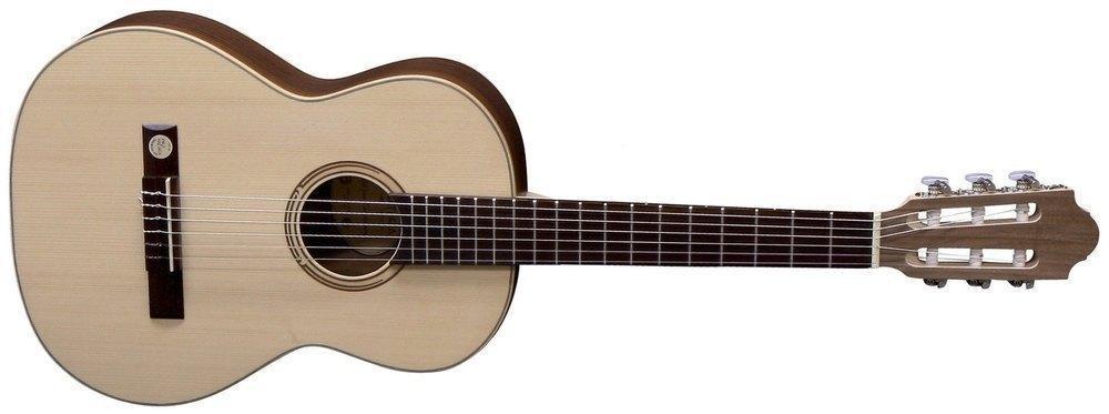 Konzertgitarre Walnuss 3/4-Größe