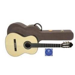 Vollmassive Konzertgitarre Prestige-50 Almeria