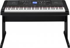 DGX-660BK Digital-Piano Schwarz Yamaha