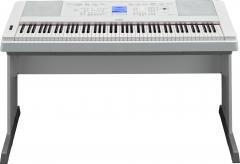 DGX-660WH Digital-Piano Weiß Yamaha