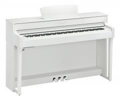 Clavinova CLP635WH Weiss Yamaha
