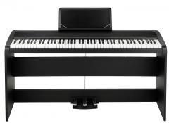 B1SP Home-Piano schwarz Korg