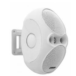 2 Stück Design-Lautsprecherpaar aktiv Omnitronic