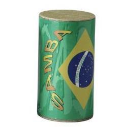 """Bossa Shaker 4"""" x 2 1/4"""" Remo"""