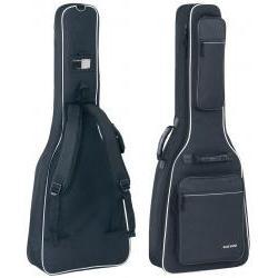 Premium-Tasche Konzertgitarre schwarz Gewa