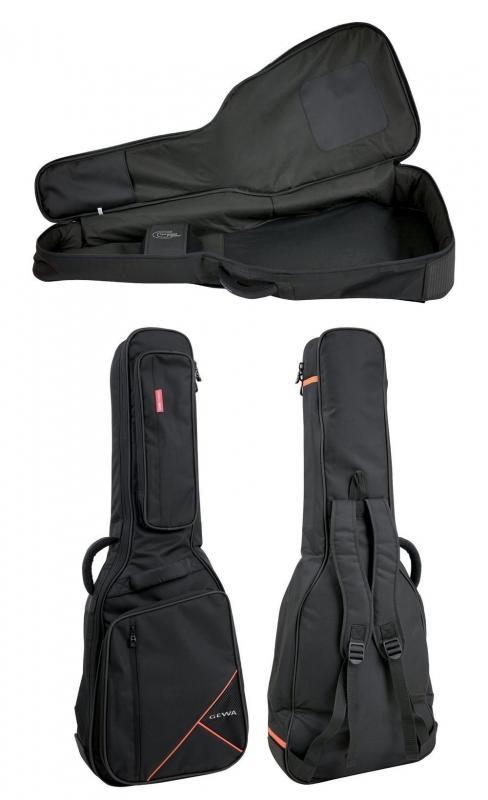 Premium-Tasche Westerngitarre