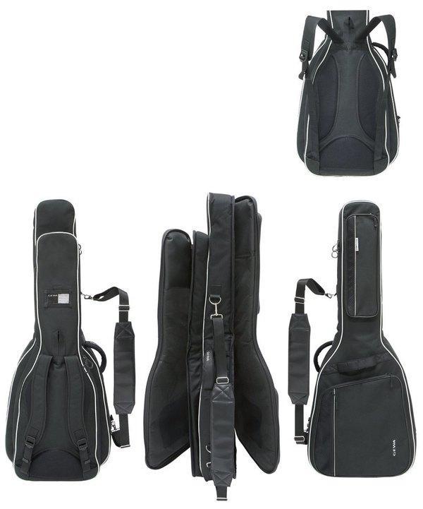 Double-Bag Prestige Western-/E-Gitarre