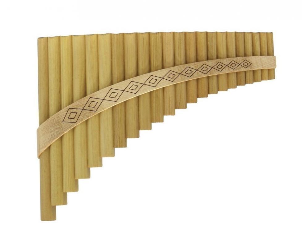 Panflöte Solist G-Dur 22 Rohre