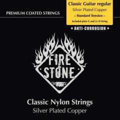 Saiten für Klassik-Gitarre Regular String Set  FireAndStone