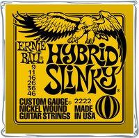 EB2222 Slinky-Nickel-Wound Ernie Ball