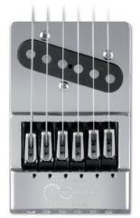 E-Gitarrensteg T-Style Nickel Evertune