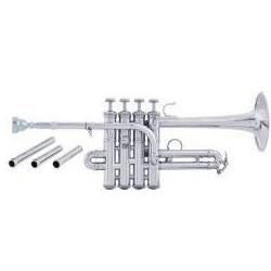 AP190S Piccolo-Trompete Artisan Vincent Bach