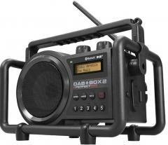 DAB+Box-2 Baustellenradio PerfectPro