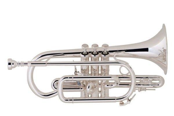 Bb-Kornett 184S Stradivarius