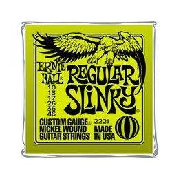 EB2221 Slinky-Nickel-Wound Ernie Ball